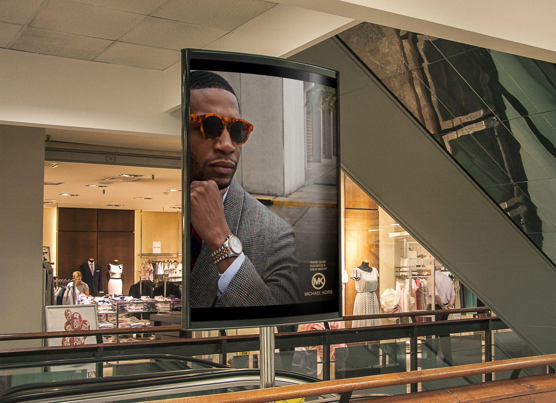 Black Man in high Fashion, Photography, RambusDesigns