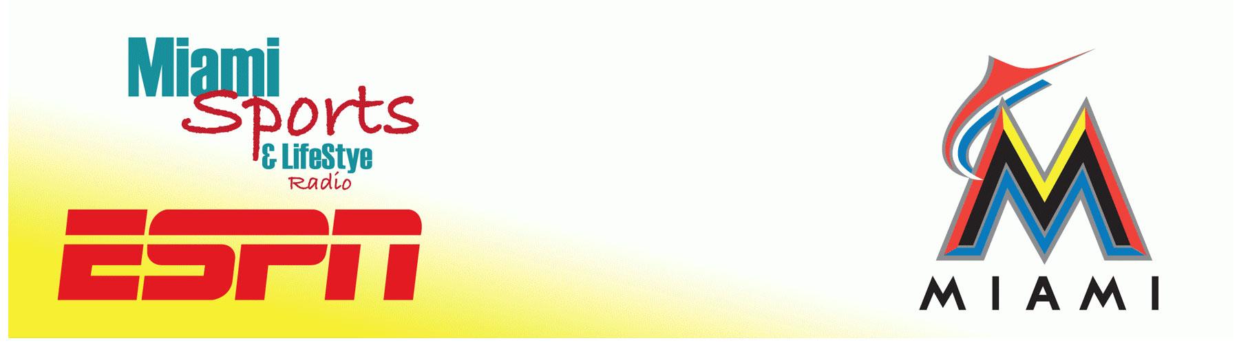 Andrew Powel Sports Show Banner Logo in Floirdal